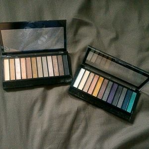 FWP Bundle of 2 Makeup Revolution Palettes